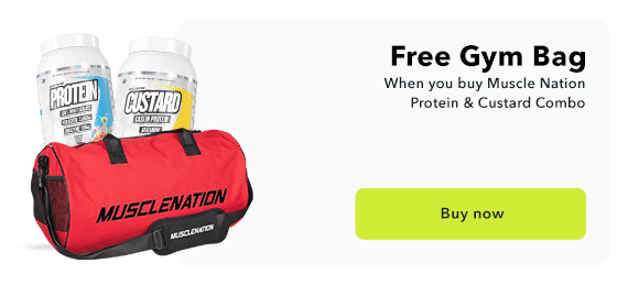 Free Muscle Nation Gym Bag