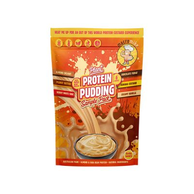 Macro Mike - Protein Pudding Sample Pack