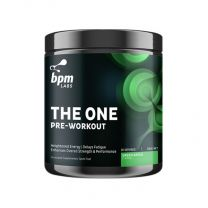 BPM labs The One Pre Workout