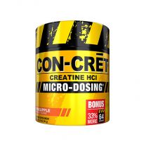 ProMera Sports - CON-CRET CREATINE HCL with 64 serves and pineapple Flavour