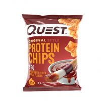 Quest Nutrition - Protein Chips BBQ Flavour