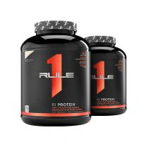 Rule 1 R1 Protein 76 Serve Twin pack