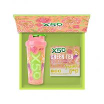 X50 Grean Tea Gift set with Shaker